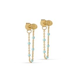 Lola earrings Mint