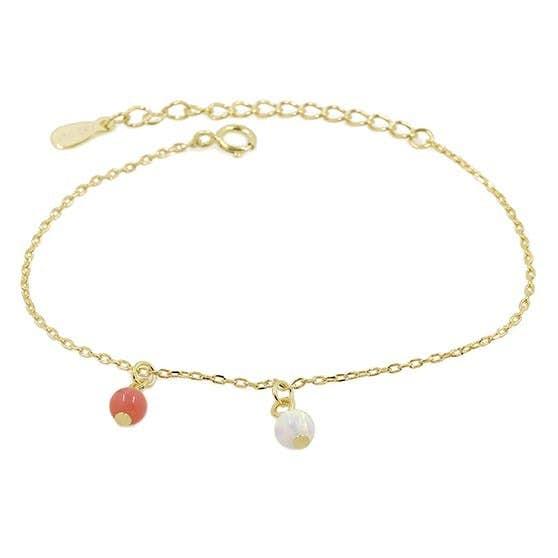 Alma Gemstone bracelet