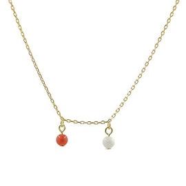 Alma Gemstone necklace