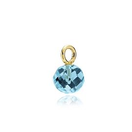 Marble Pendant Aqua