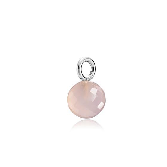 Marble Pendant Pink från Izabel Camille i Silver Sterling 925