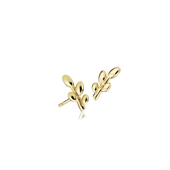 Olivia earsticks from Izabel Camille in Goldplated-Silver Sterling 925