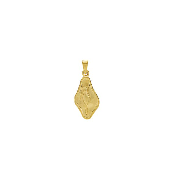 Melissa Bentsen Pendant from Sistie in Goldplated-Silver Sterling 925