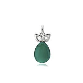 Scarlet Pendant Green