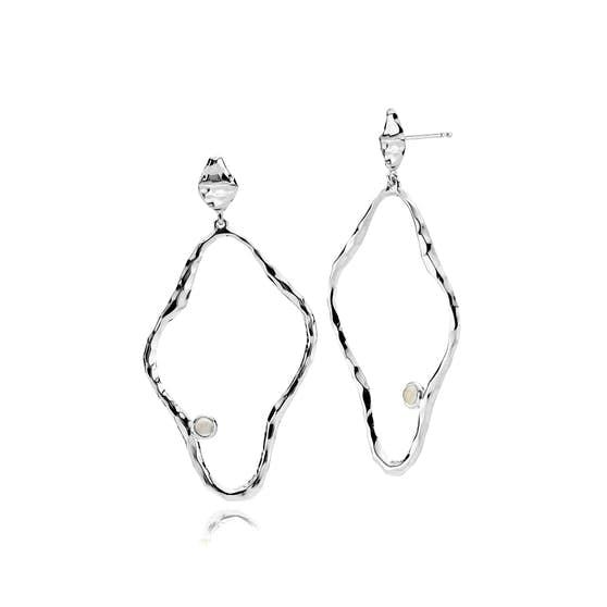 Melissa Bentsen Earrings från Sistie i Silver Sterling 925