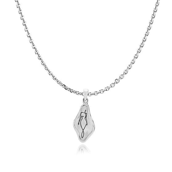 Melissa Bentsen Necklace fra Sistie i Sølv Sterling 925