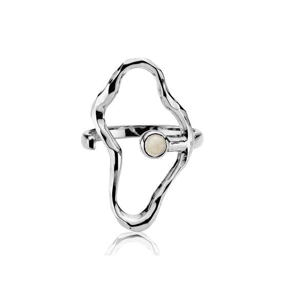 Melissa Bentsen Ring från Sistie i Silver Sterling 925
