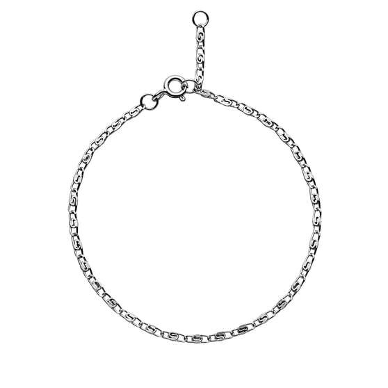 Eva bracelet från Maanesten i Silver Sterling 925|Blank