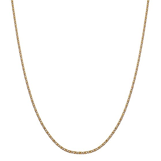 Eva necklace från Maanesten i Förgyllt-Silver Sterling 925|Blank