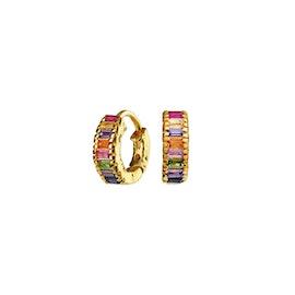 Marlena earrings fra Maanesten i Forgyldt-Sølv Sterling 925