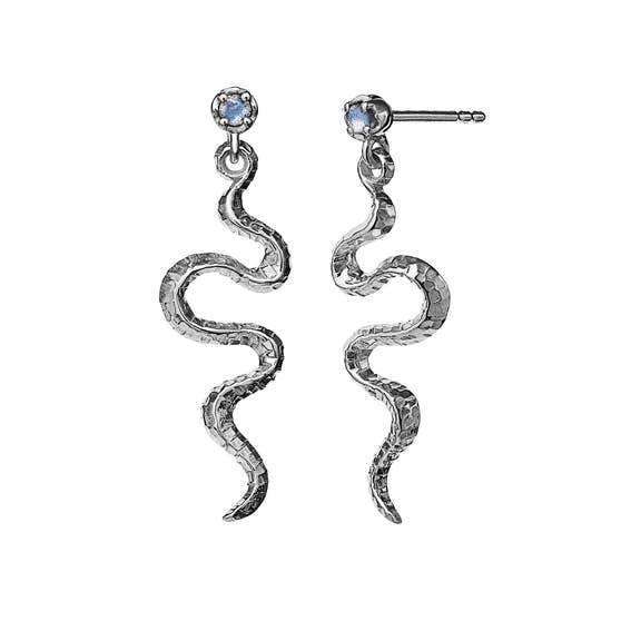 Lucy earrings från Maanesten i Silver Sterling 925