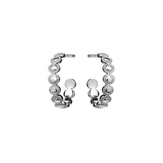 Tabia earrings von Maanesten in Silber Sterling 925