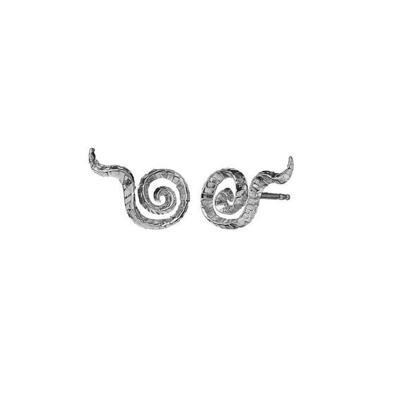 Karli earrings from Maanesten in Silver Sterling 925