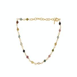 Shade Bracelet fra Pernille Corydon i Forgyldt-Sølv Sterling 925|Blank