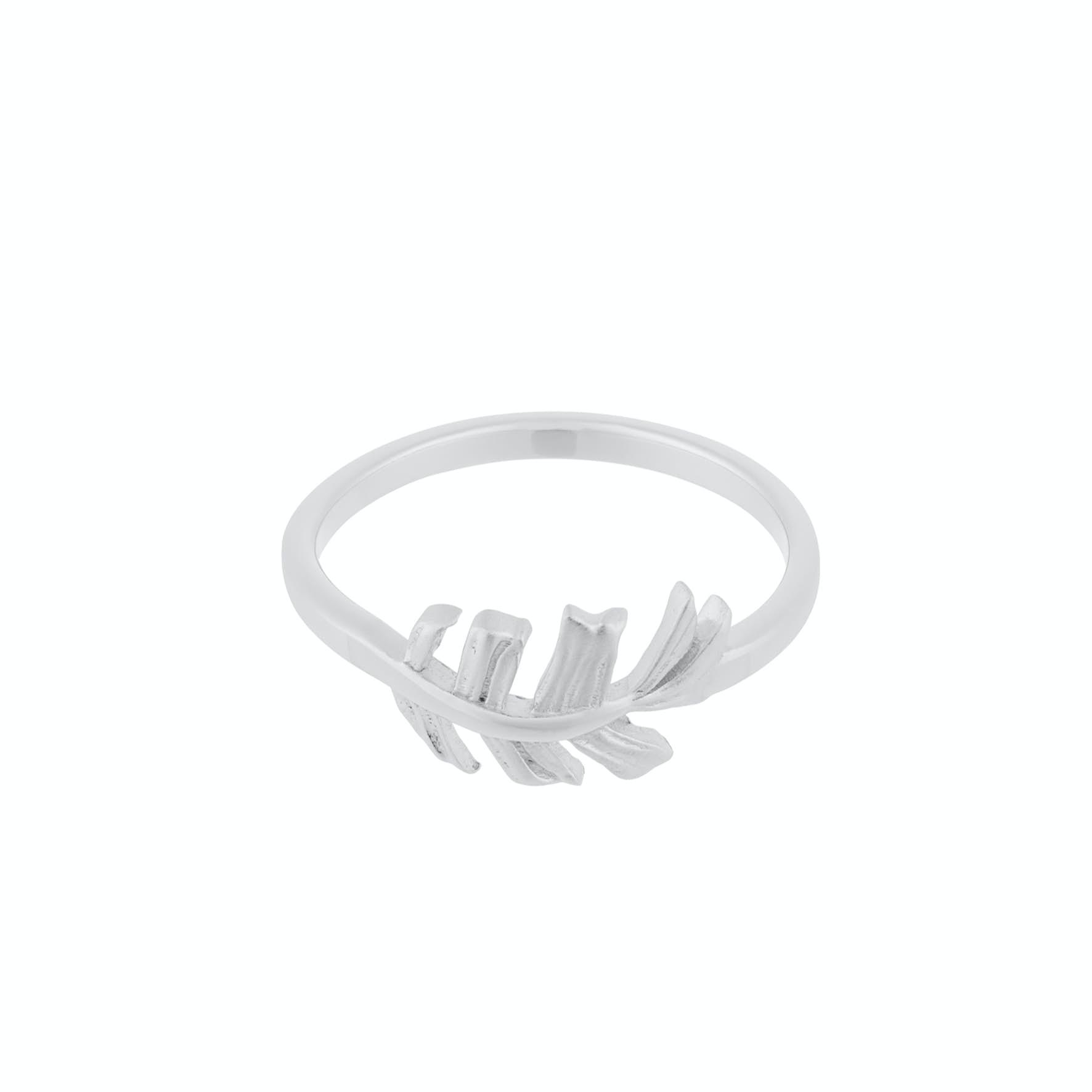 Leaf Ring fra Pernille Corydon i Sølv Sterling 925