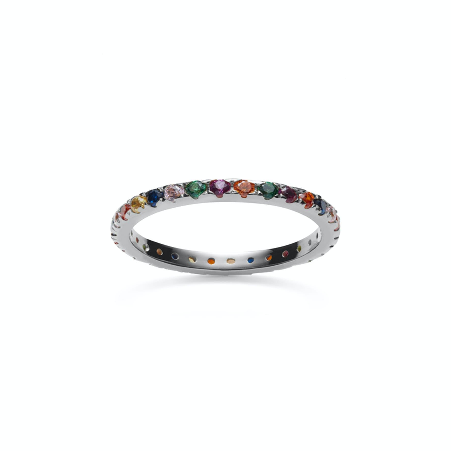 Pari ring von Maanesten in Silber Sterling 925|Blank