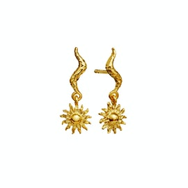 Lala Earrings fra Maanesten