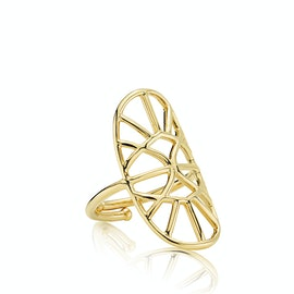 Sara By Sistie Large Ring