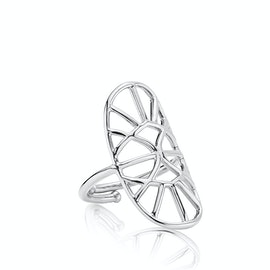 Sara By Sistie Large Ring