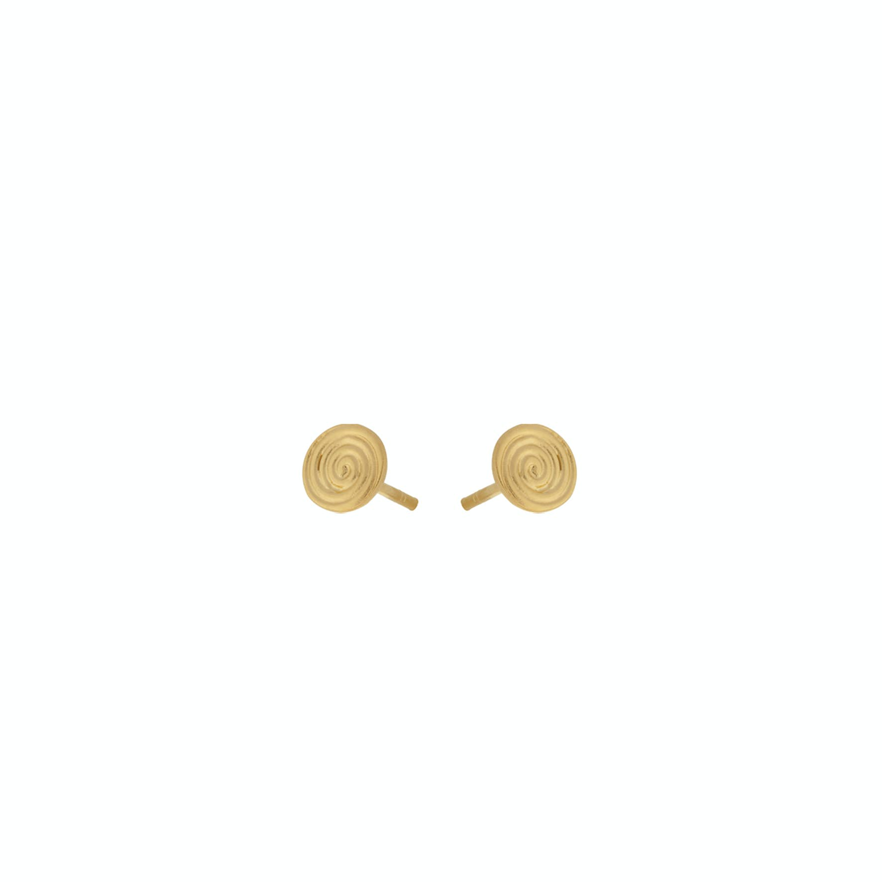 Venus Earsticks von Pernille Corydon in Vergoldet-Silber Sterling 925