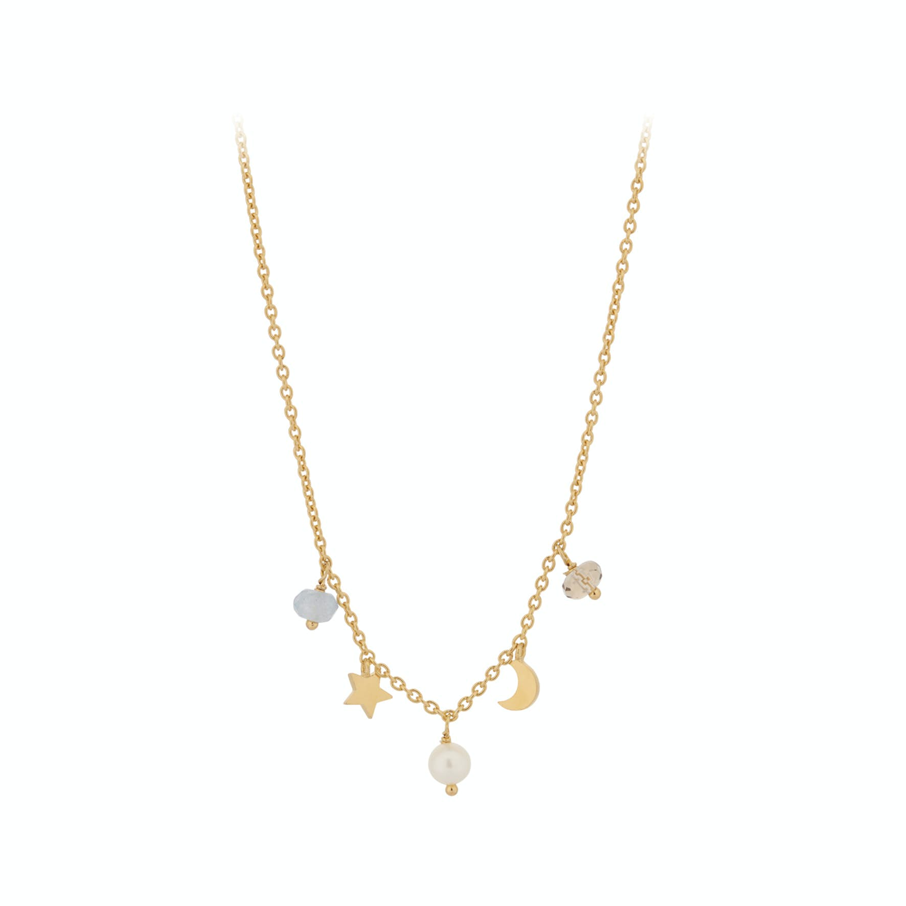 Dream Necklace from Pernille Corydon in Goldplated-Silver Sterling 925