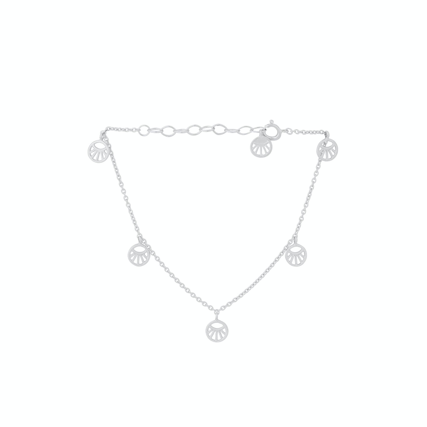 Mini Daylight Bracelet from Pernille Corydon in Silver Sterling 925