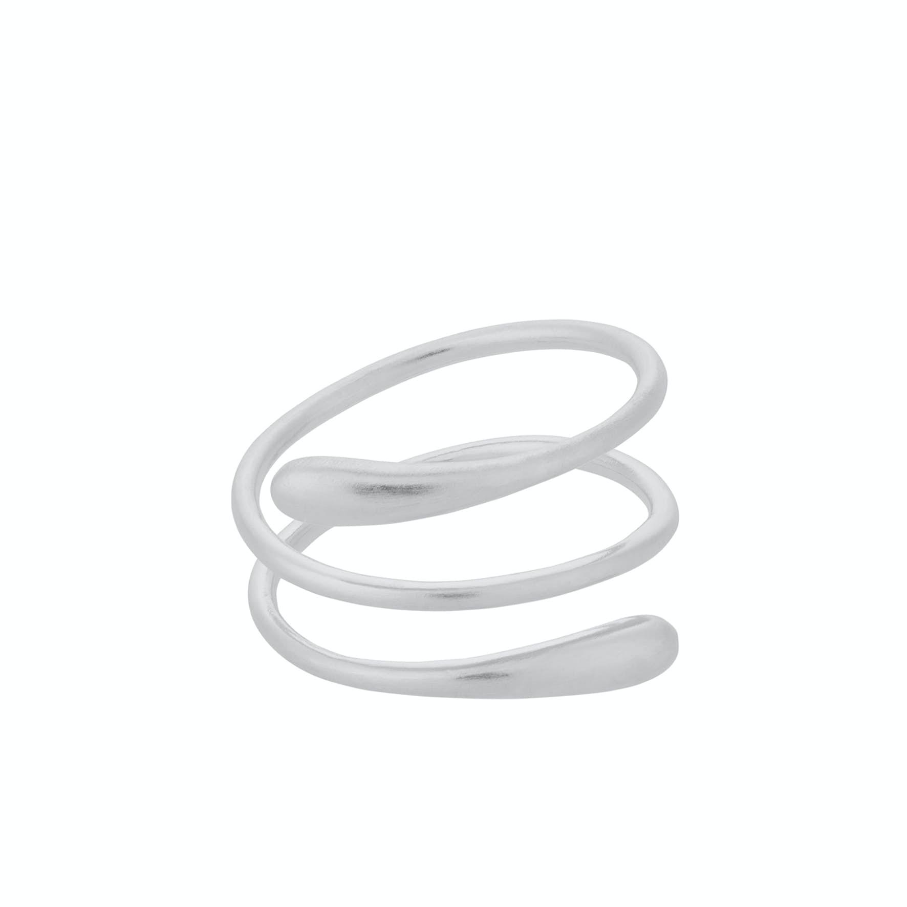 Waterdrop Ring von Pernille Corydon in Silber Sterling 925
