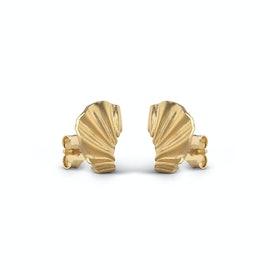 Mini Wave Earrings