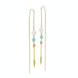 Gabi by Sistie Long Earrings