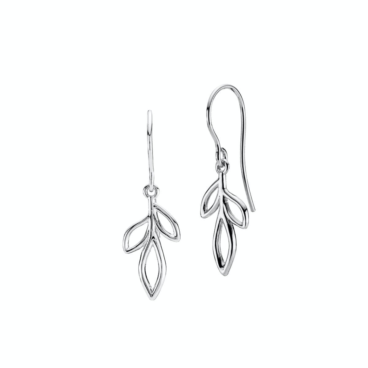 Dreamy Earrings Medium fra Izabel Camille i Sølv Sterling 925