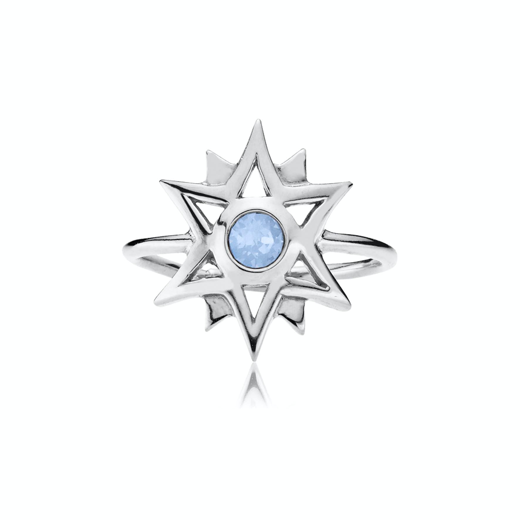 Olivia by Sistie Ring von Sistie in Silber Sterling 925