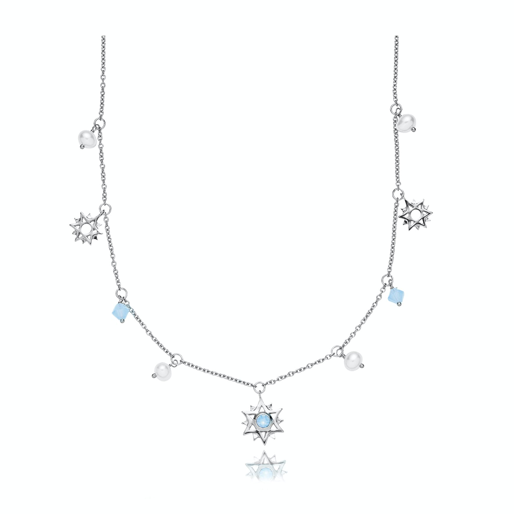 Olivia by Sistie Necklace from Sistie in Silver Sterling 925