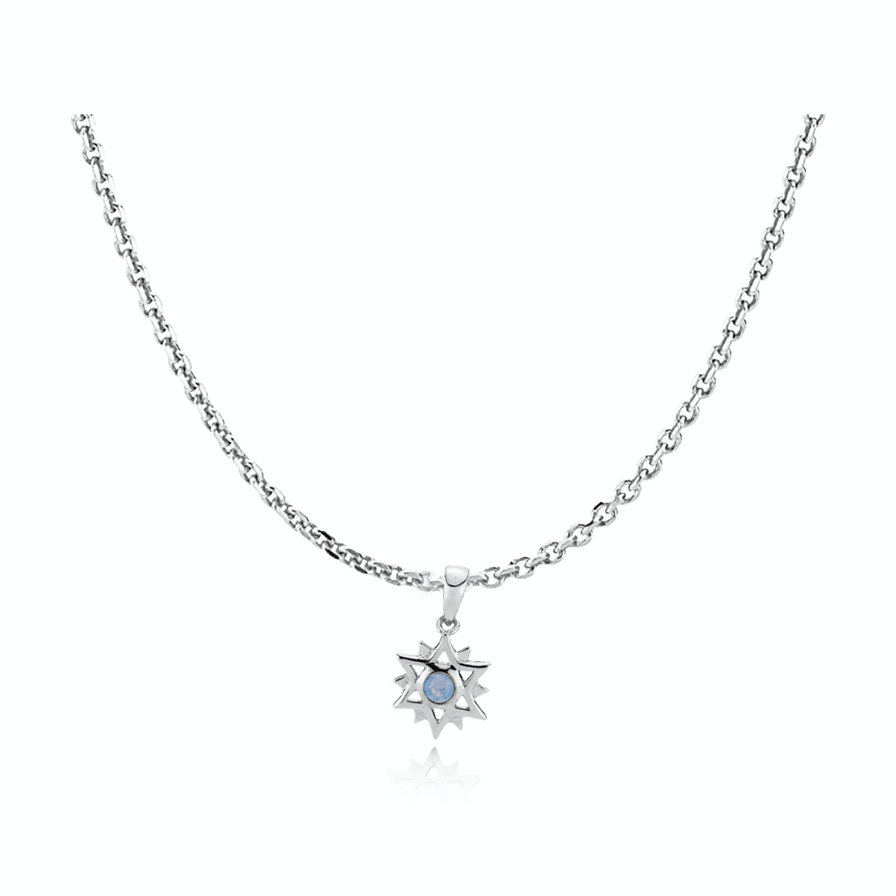 Olivia by Sistie Pendant Necklace fra Sistie i Sølv Sterling 925