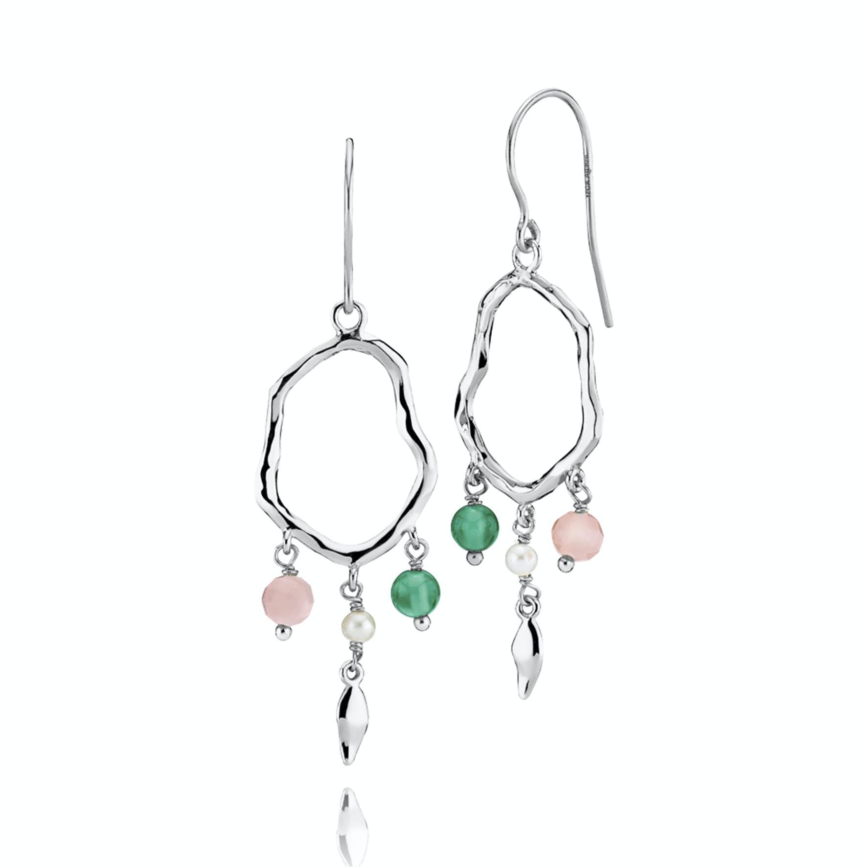 Mia by Sistie Earrings från Sistie i Silver Sterling 925