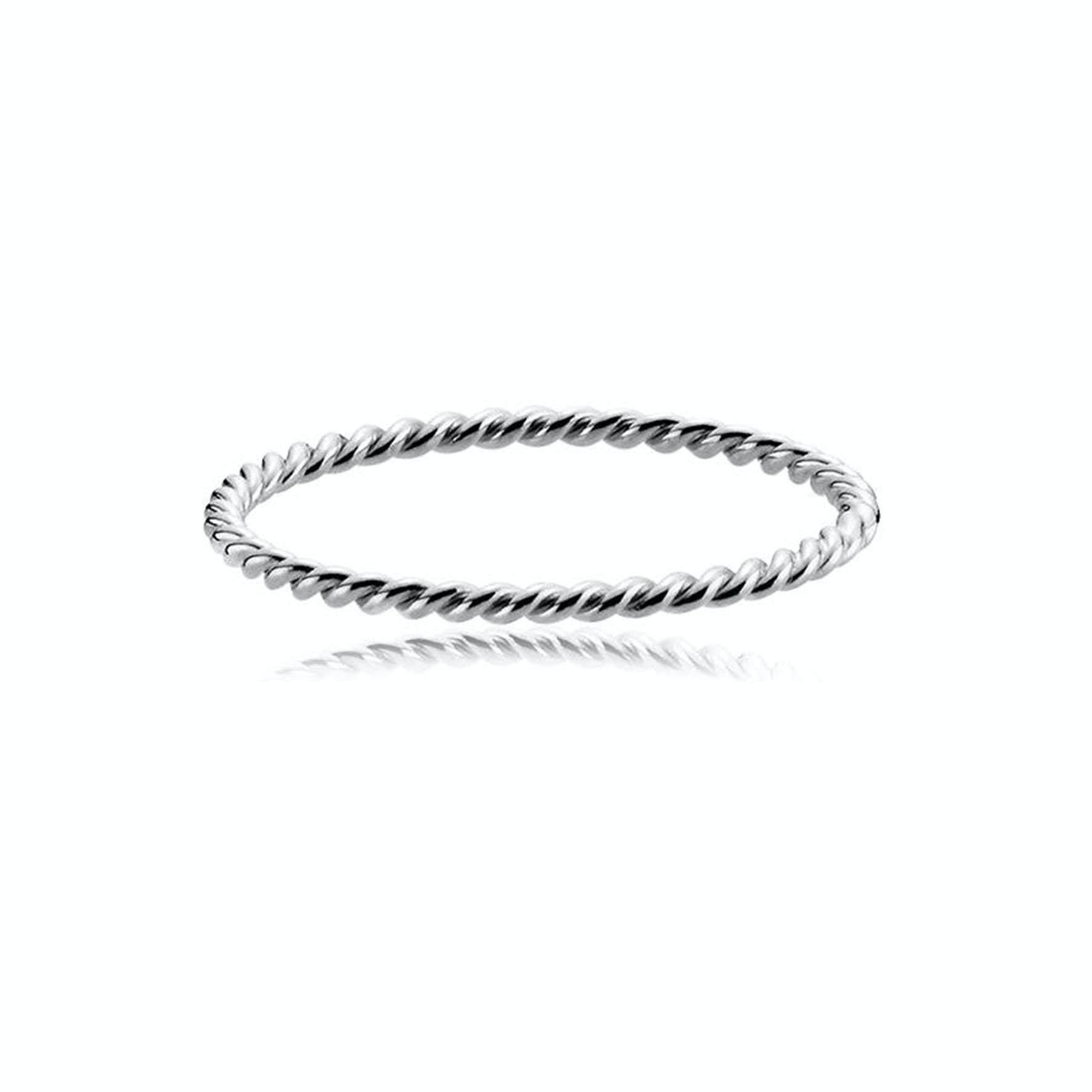 Unity Ring von Sistie in Silber Sterling 925