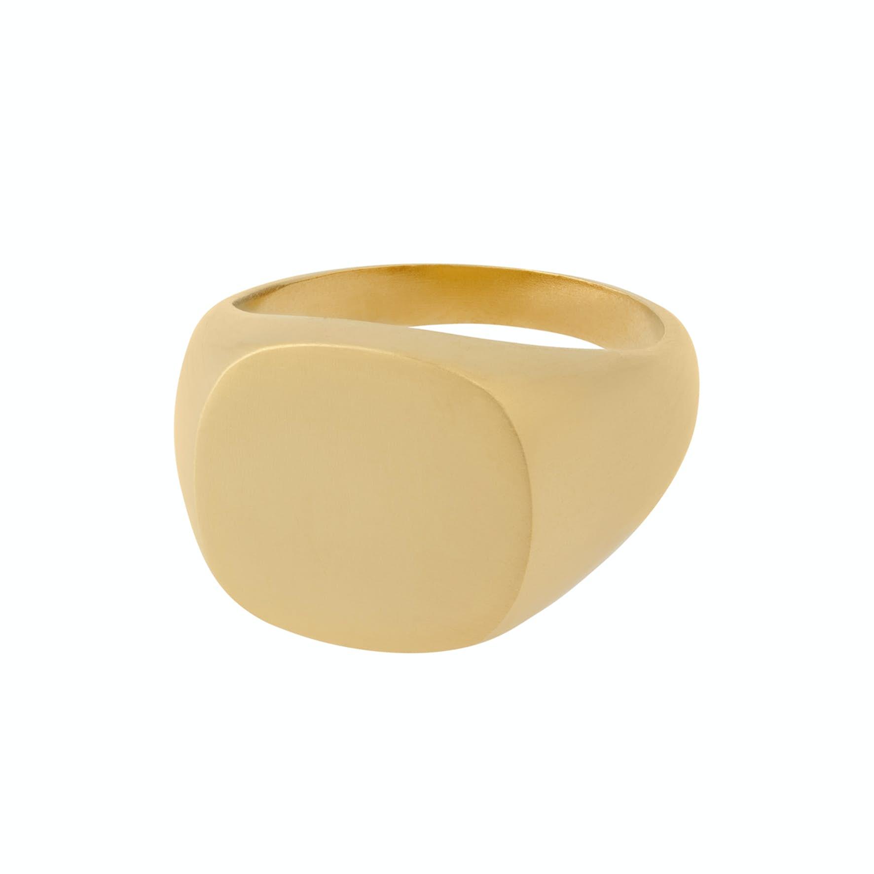 Solid Ring von Pernille Corydon in Vergoldet-Silber Sterling 925