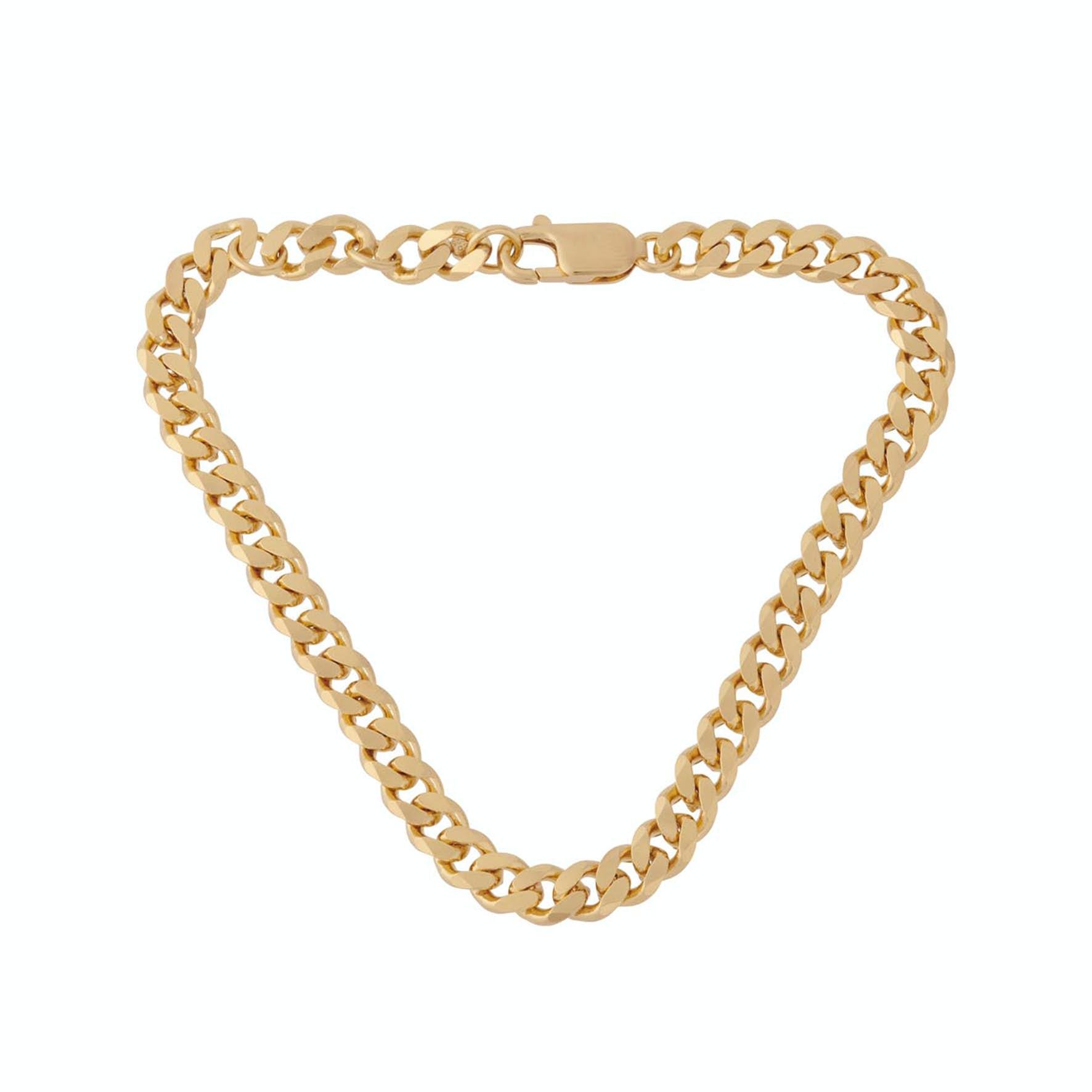 Solid Bracelet von Pernille Corydon in Vergoldet-Silber Sterling 925