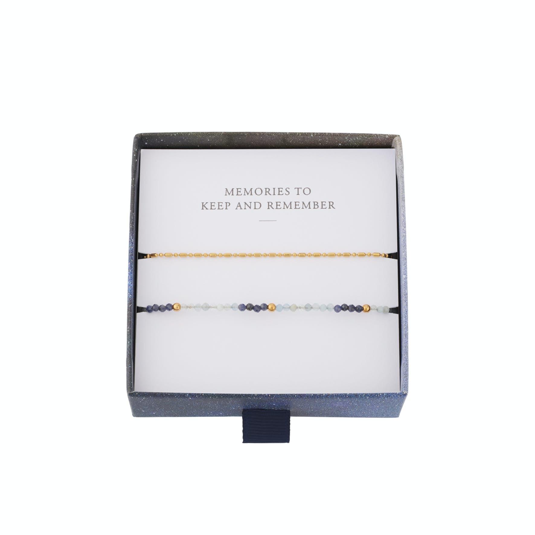 Dream Bracelet Box fra Pernille Corydon i Forgylt-Sølv Sterling 925
