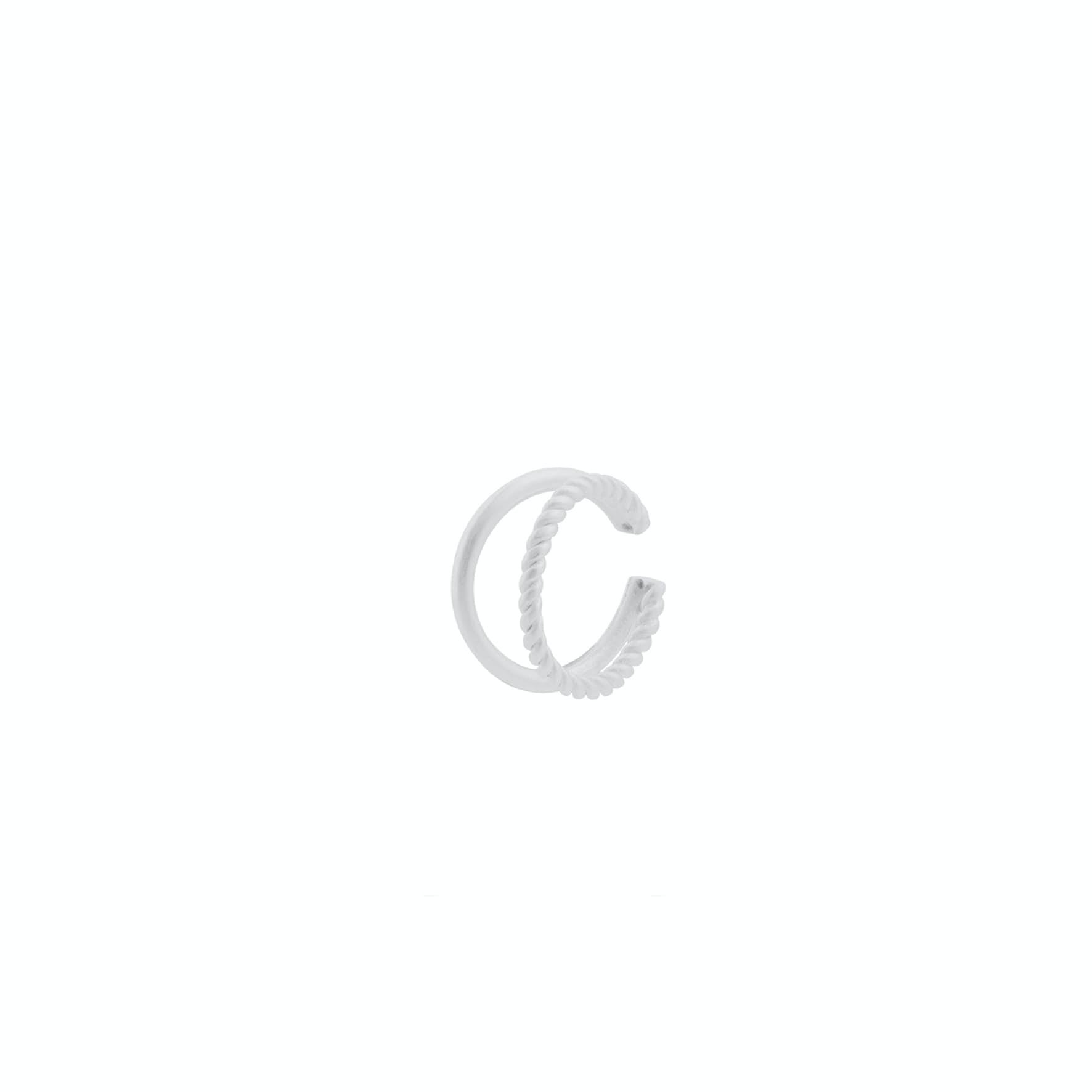 Maze Earcuff fra Pernille Corydon i Sølv Sterling 925