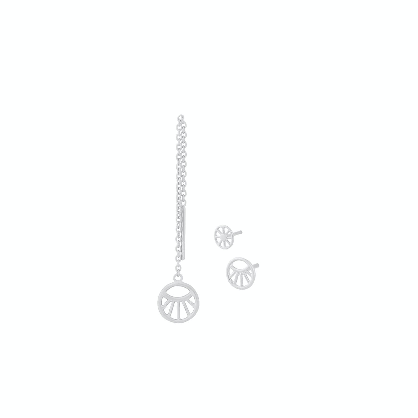 Dream Earring Box fra Pernille Corydon i Sølv Sterling 925