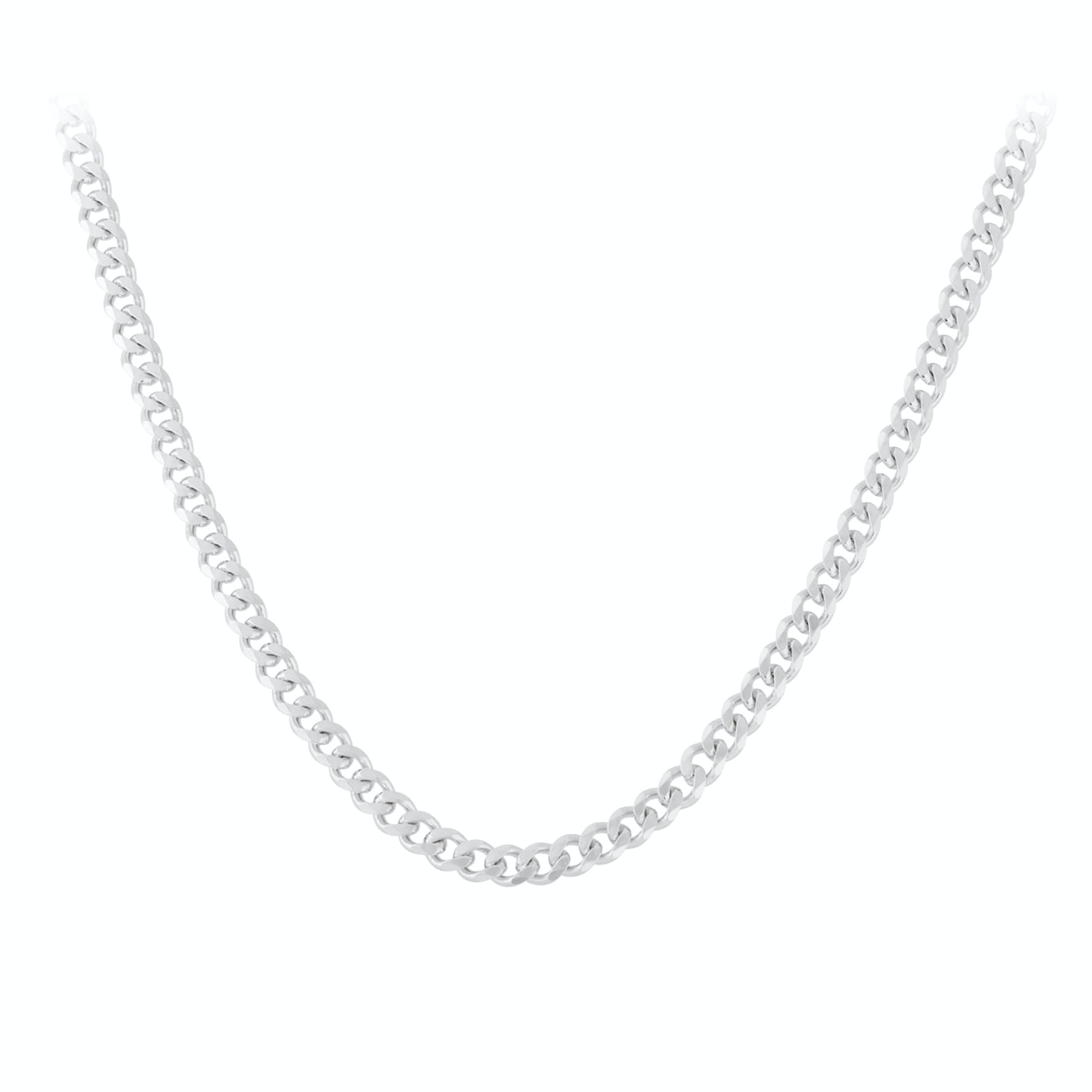 Solid Necklace von Pernille Corydon in Silber Sterling 925