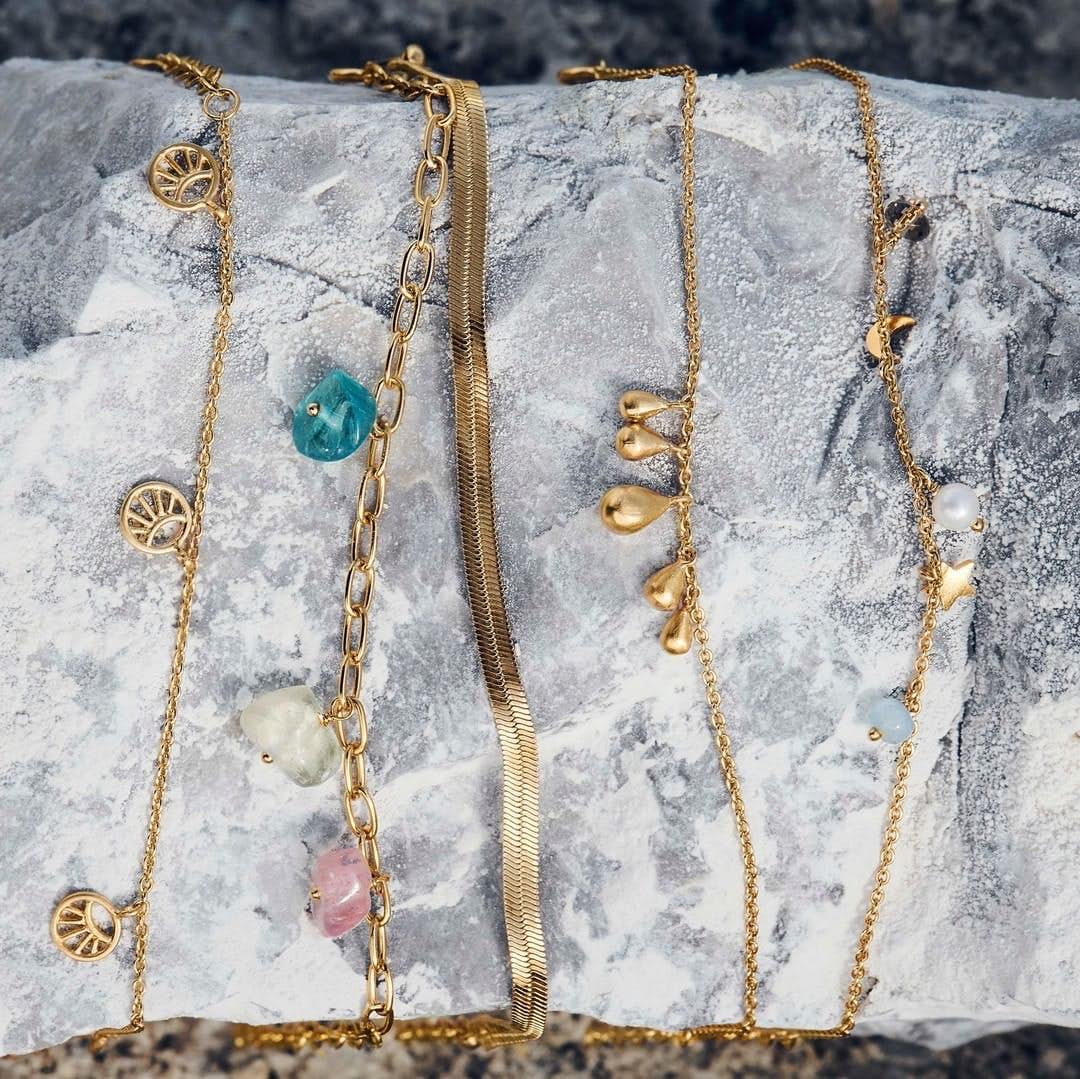 Dream Bracelet från Pernille Corydon i Förgyllt-Silver Sterling 925