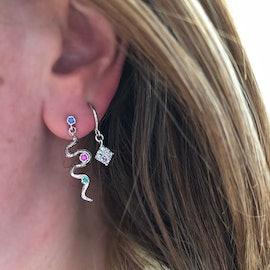 Paloma earrings fra Maanesten i Sølv Sterling 925