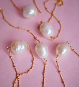Coco Baroque necklace