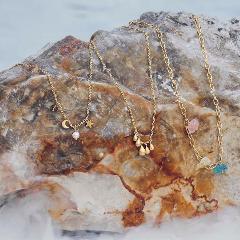 Dream Necklace von Pernille Corydon in Silber Sterling 925