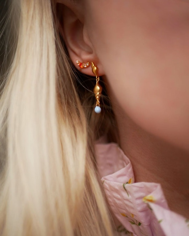 Refina earsticks Orange