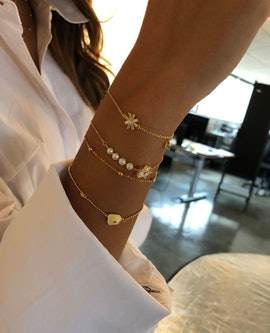 Anne Pearl bracelet