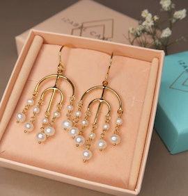 Mary earrings
