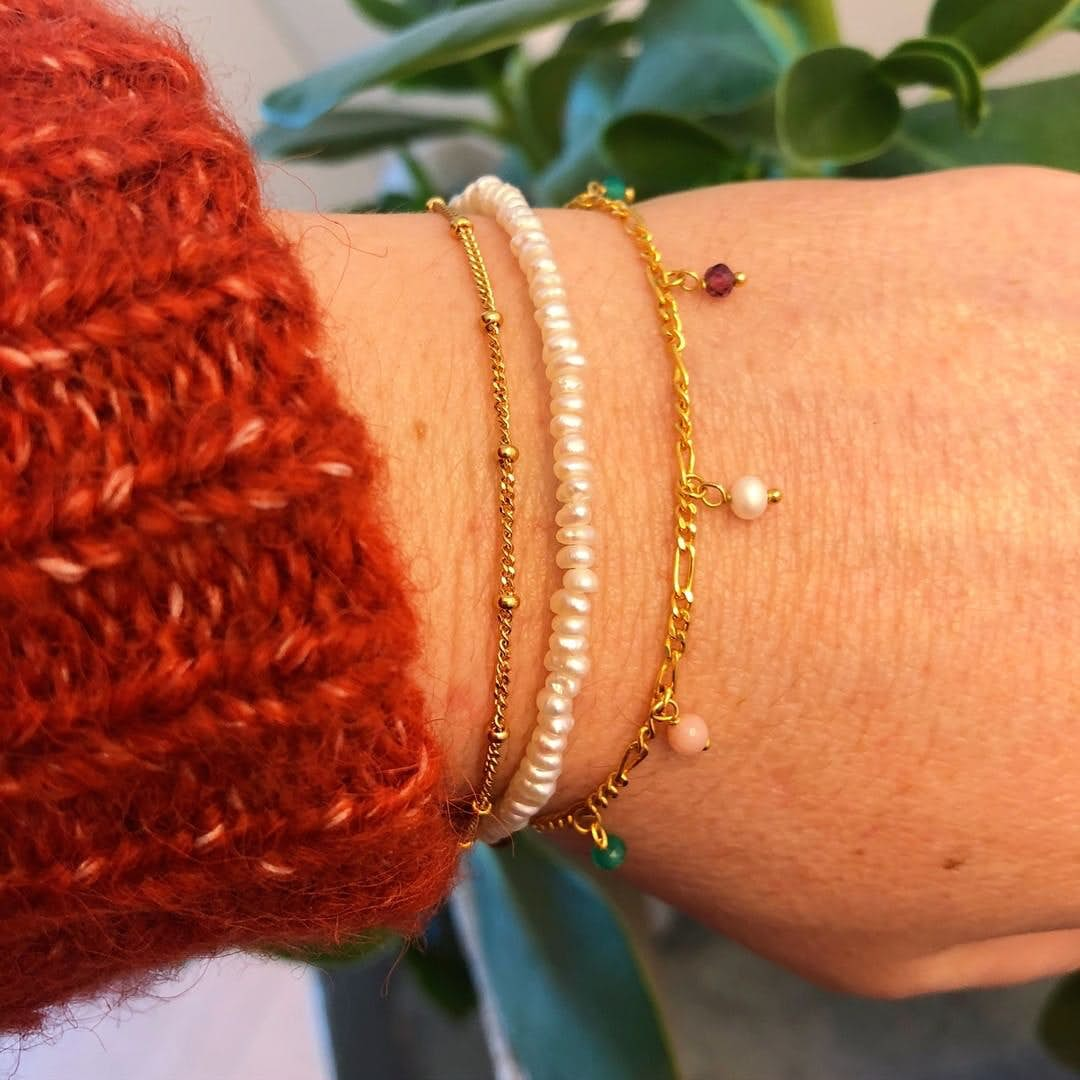 Solar bracelet von Pernille Corydon in Vergoldet-Silber Sterling 925|Blank
