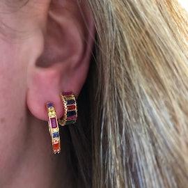 Myrna creol earrings